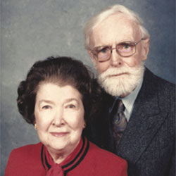 Gwen and Wally Sellers
